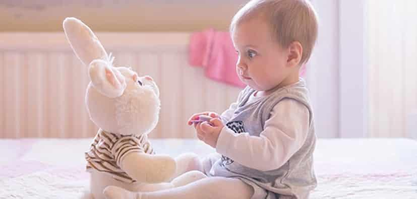 דמיון ויצירה אצל תינוקות | الخيال والإبداع لدى الأطفال