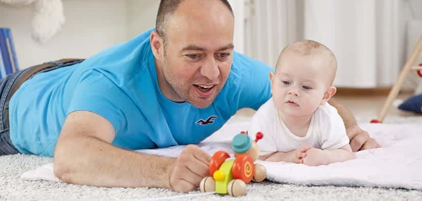 רעיונות למשחק עם תינוקות | أفكار للعب مع الأطفال الصغار