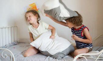 תוקפנות במשחקי ילדים- למה לשים לב? | العدائية أثناء لعب الأولاد - إلى ماذا ننتبه؟