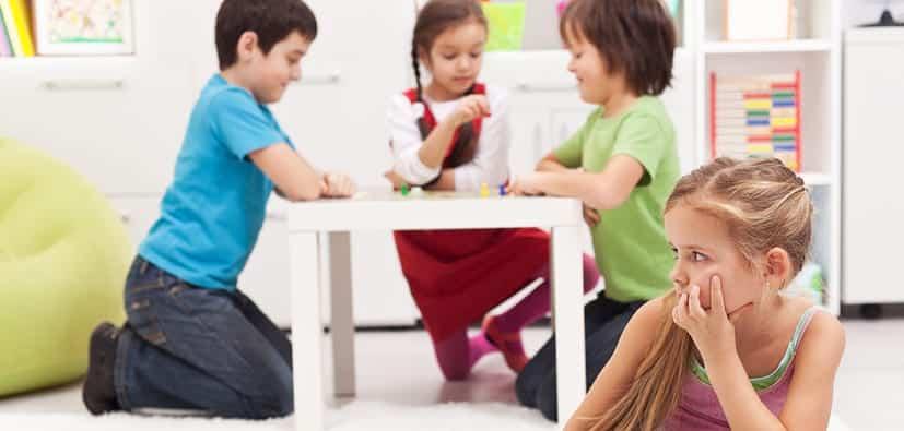 חרדה חברתית אצל ילדים | القلق الاجتماعي لدى الأولاد