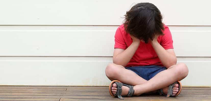 חרדות ובעיות נלוות בשנות הילדות | القلق والمشاكل المُرافقة في سنوات الطفولة