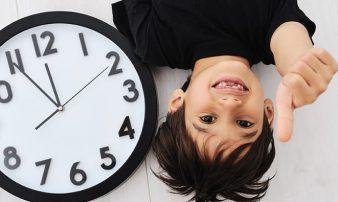 להשתמש בשגרה לניהול ההתנהגות | استخدام الروتين للتحكُّم في السلوك