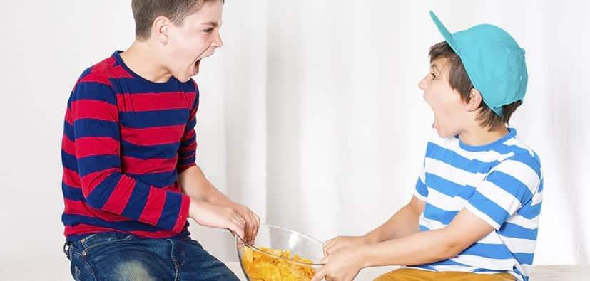 מריבות בין אחים: דרכים להתמודדות | النزاعات بين الأخوة: طرق للمواجهة