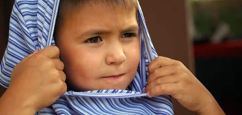 ללמד את ילדכם כיצד להתלבש לבד | تعليم ابنكم ارتداء الملابس