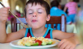 תזונה והרגלי אכילה בריאים לילדים