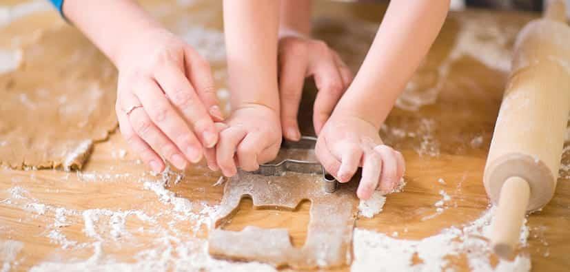 בניית הרגלי אכילה נכונים לילדים דרך בישול | تطوير عادات أكل صحيحة لدى الأطفال