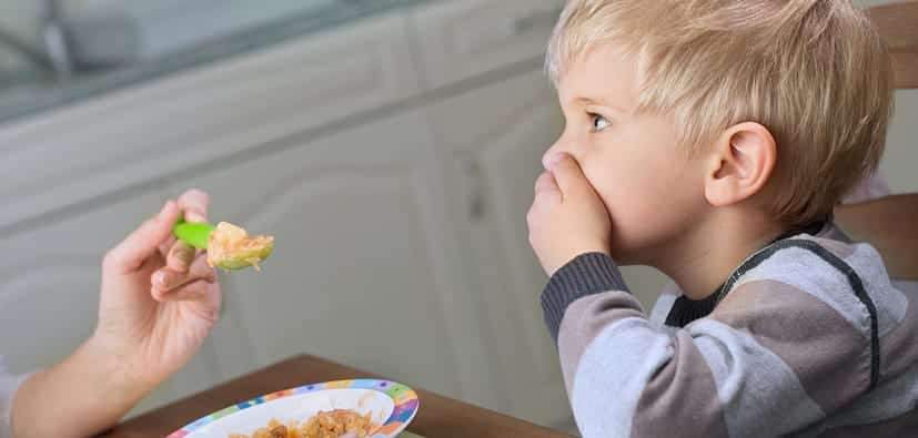 סרבני אכילה- מה עושים? | الأولاد الذين يرفضون تناول الطعام