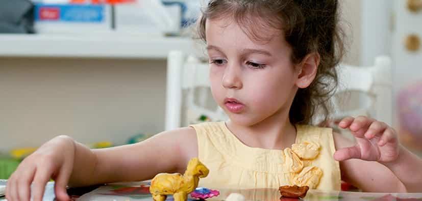 משחק אצל ילדים בגיל הגן | اللعب لدى الأولاد في سن الروضة