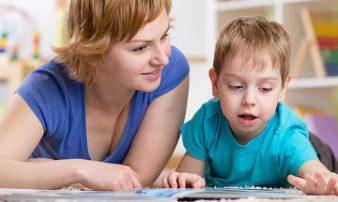 לקרוא לילדי הגן | القراءة للأولاد في سن الروضة