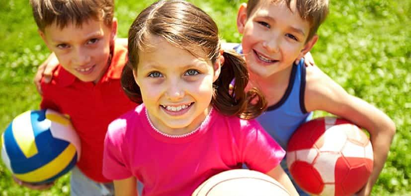 לעזור לילדים ליהנות יותר מספורט | مساعدة الأولاد على التمتع بالرياضة
