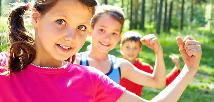 פעילות גופנית לילדים בגיל בית הספר | النشاطات الجسمانية للأولاد في سنّ المدرسة