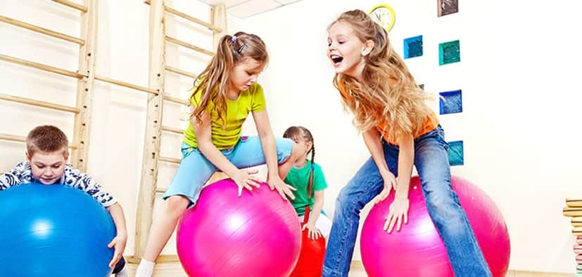 קידום תנועתיות אצל ילדים בגיל בית ספר | الحركة لدى الأولاد في سنّ المدرسة
