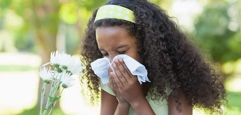 אלרגיות שאינן קשורות למזון | الحساسية غير المرتبطة بالطعام