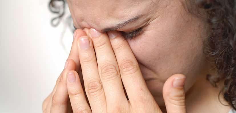 דיכאון אחרי לידה אצל נשים | الاكتئاب بعد الولادة لدى النساء