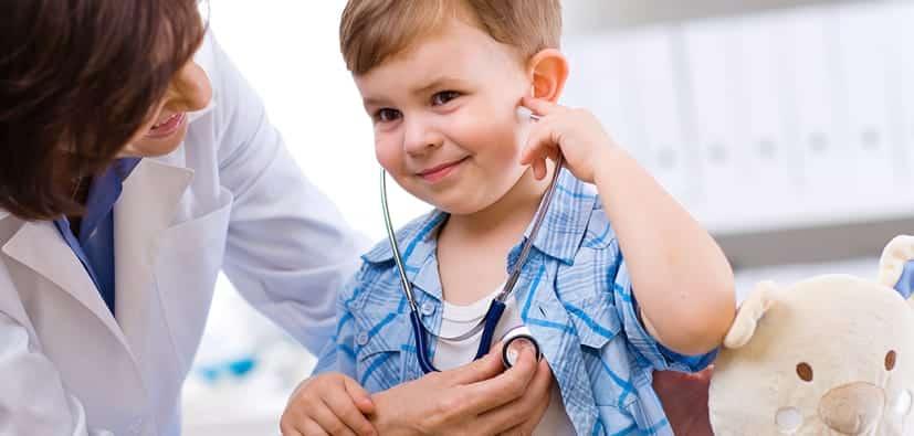 לקחת את הילדים לרופא | أخذ الأطفال إلى الطبيب