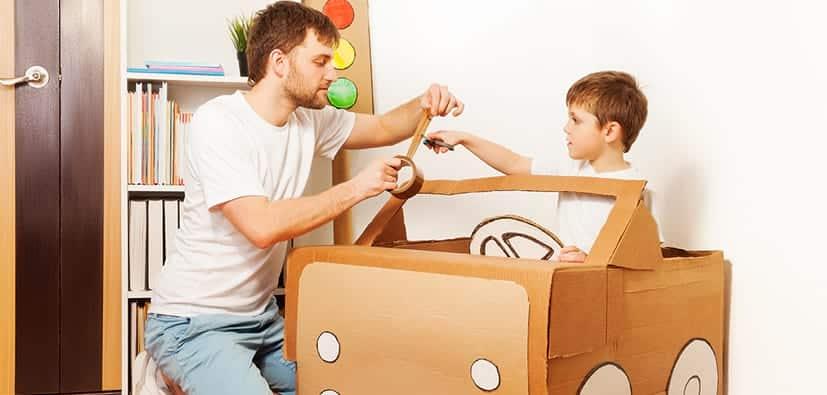 צעצועים תוצרת בית ופעילויות חופשיות לילדים | الألعاب المصنوعة منزليًّا والنشاطات الحرة للأولاد