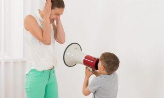לומדים איך להתנהג: על משמעת וילדים | تعلّم كيفية التصرُّف: حول الانضباط والأولاد