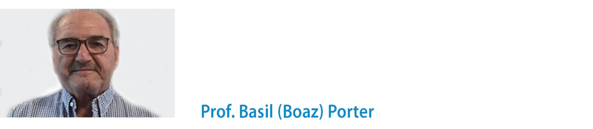 boaz porter