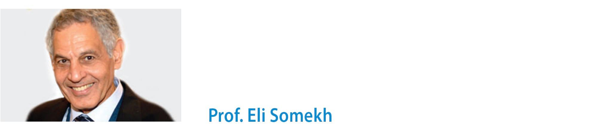 eli somekh