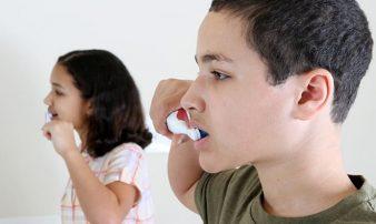 היגיינת פה לילדים בני 9-11 | نظافة أسنان الأولاد في سنّ 9-11 عامًا