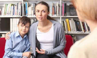 בעיות בבית הספר: כיצד תוכלו לעזור? | المشاكل في المدرسة: كيف تساعدون؟