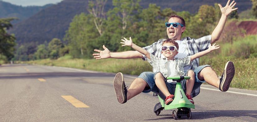 בילוי מיוחד עם אבא: כך עושים זאת | قضاء وقت خاص مع الأب: كيف يتم؟