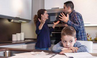 הורים: כעס וניהול כעסים | الوالِدون: الغضب وإدارته