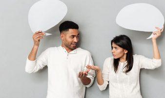 תקשורת בין הורים: איך לדבר | التواصُل بين الوالِدين: كيف تتحدثون