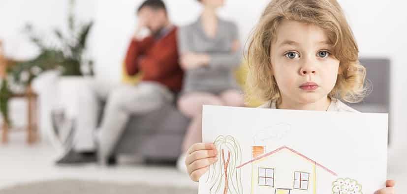 הסתגלות ילדים לשני בתים בפרידה או גירושים | تأقلُم الأطفال مع منزلين منفردين/الطلاق