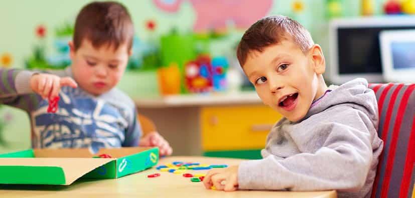 שיטות ללימוד מיומנויות לילדים עם צרכים מיוחדים | طرق لتعليم الأولاد ذوي الاحتياجات الخاصة