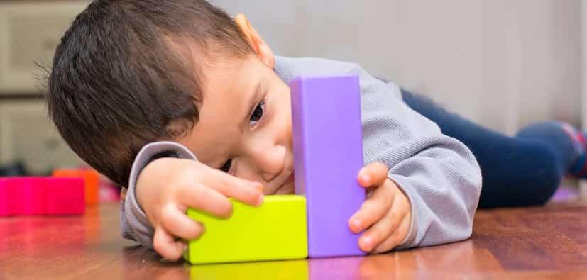 סימנים מוקדמים לתסמונת הספקטרום האוטיסטי | علامات مبكّرة لاضطراب طيف التوحد