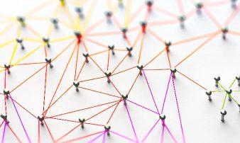 רשת חיבורים בין אנשי מקצוע